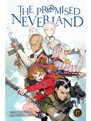 cover image of The Promised Neverland, Volume 17