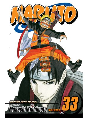 cover image of Naruto, Volume 33