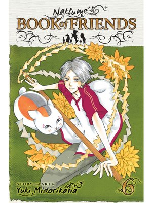 cover image of Natsume's Book of Friends, Volume 6