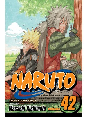 cover image of Naruto, Volume 42