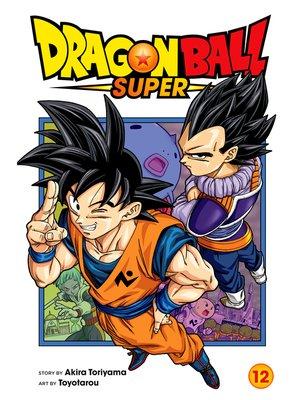 cover image of Dragon Ball Super, Volume 12