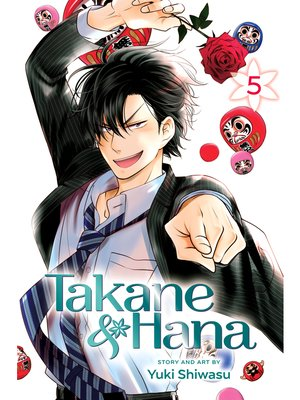 cover image of Takane & Hana, Volume 5
