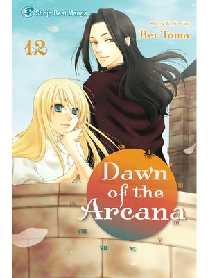 cover image of Dawn of the Arcana, Volume 12