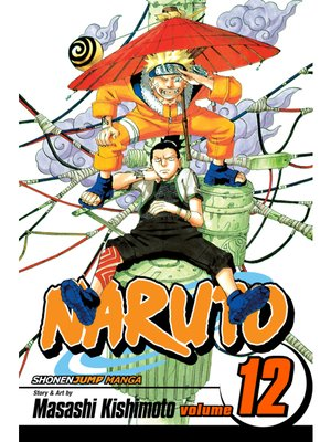 cover image of Naruto, Volume 12