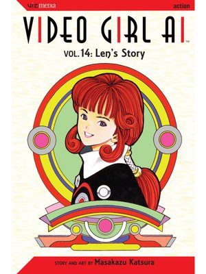 cover image of Video Girl Ai, Volume 14