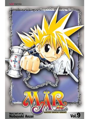 cover image of MÄR, Volume 9