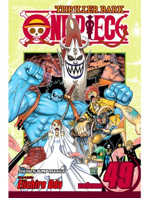 cover image of One Piece, Volume 49