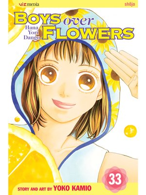 cover image of Boys Over Flowers, Volume 33