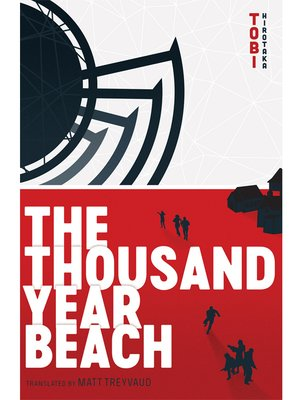cover image of The Thousand Year Beach