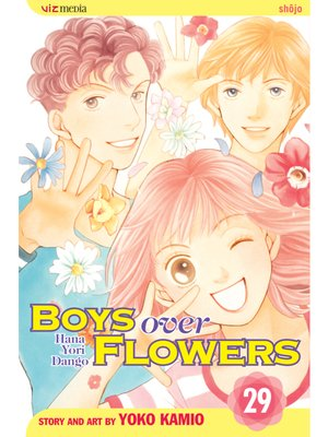cover image of Boys Over Flowers, Volume 29