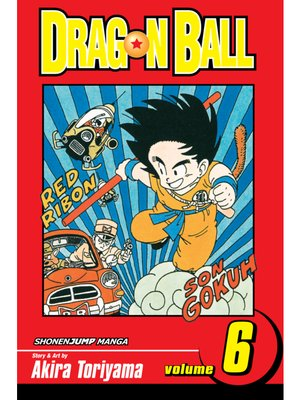 cover image of Dragon Ball, Volume 6