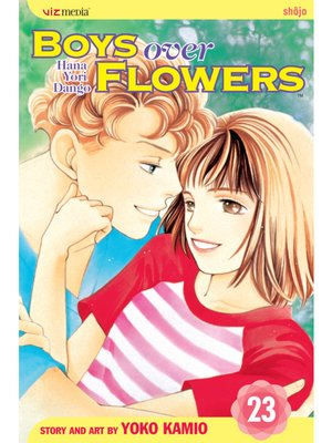 cover image of Boys Over Flowers, Volume 23