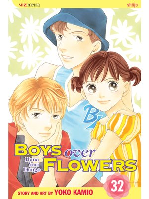 cover image of Boys Over Flowers, Volume 32