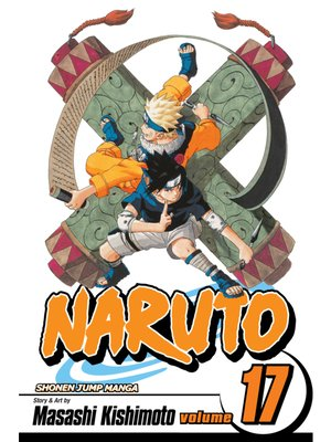 cover image of Naruto, Volume 17