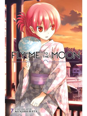 cover image of Fly Me to the Moon, Volume 7