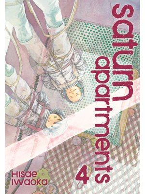 cover image of Saturn Apartments, Volume 4