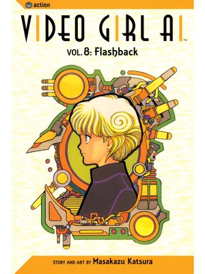cover image of Video Girl Ai, Volume 8
