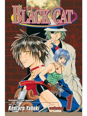 cover image of Black Cat, Volume 1
