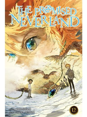 cover image of The Promised Neverland, Volume 12
