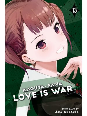 cover image of Kaguya-sama: Love Is War, Volume 13