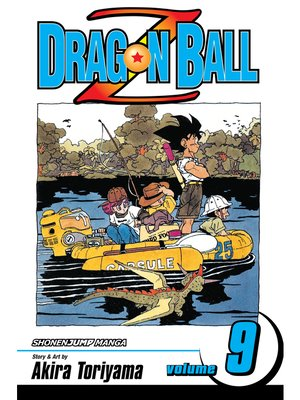 cover image of Dragon Ball Z, Volume 9