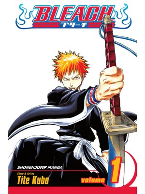 cover image of Bleach, Volume 1