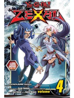 cover image of Yu-Gi-Oh! Zexal, Volume 4