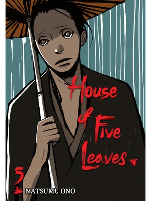 cover image of House of Five Leaves, Volume 5