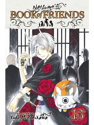 cover image of Natsume's Book of Friends, Volume 13