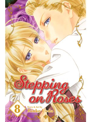 cover image of Stepping on Roses, Volume 8