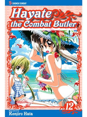 cover image of Hayate the Combat Butler, Volume 12