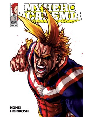 cover image of My Hero Academia, Volume 11