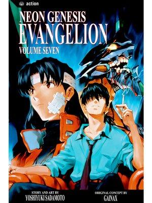 cover image of Neon Genesis Evangelion, Volume 7