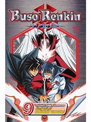 cover image of Buso Renkin, Volume 9