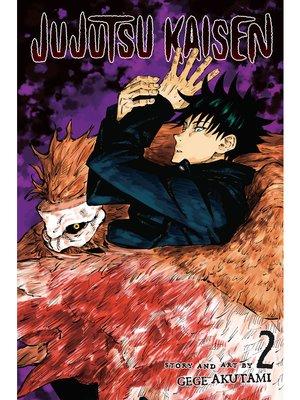 cover image of Jujutsu Kaisen, Volume 2