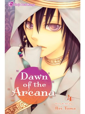 cover image of Dawn of the Arcana, Volume 4