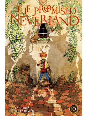 cover image of The Promised Neverland, Volume 10