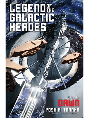 cover image of Legend of the Galactic Heroes, Volume 1