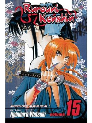 cover image of Rurouni Kenshin, Volume 15