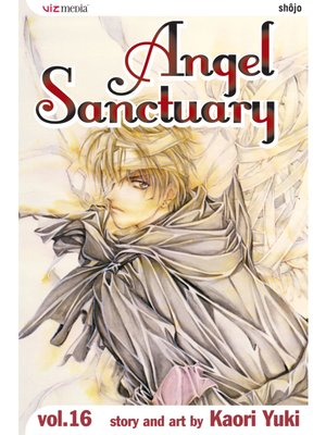 cover image of Angel Sanctuary, Volume 16