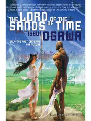 cover image of The Lord of the Sands of Time