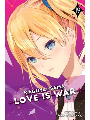 cover image of Kaguya-sama: Love Is War, Volume 19