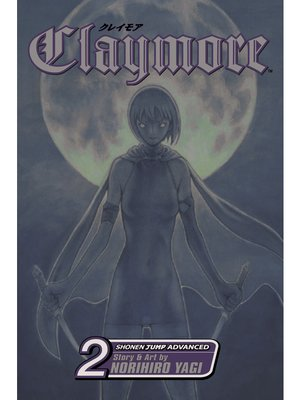 cover image of Claymore, Volume 2