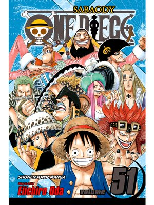 cover image of One Piece, Volume 51