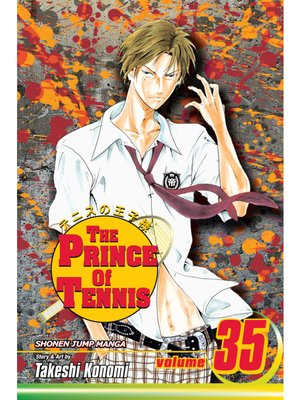 cover image of The Prince of Tennis, Volume 35