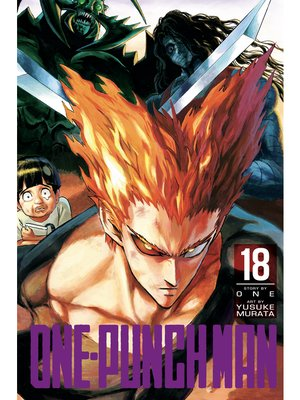 cover image of One-Punch Man, Volume 18