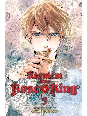 cover image of Requiem of the Rose King, Volume 3