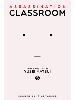 cover image of Assassination Classroom, Volume 5