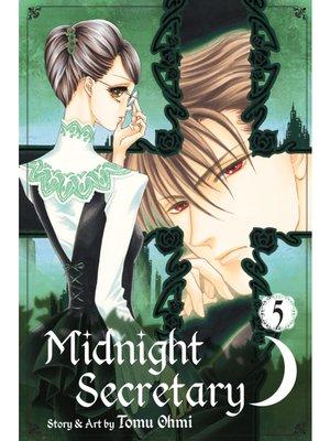 cover image of Midnight Secretary, Volume 5