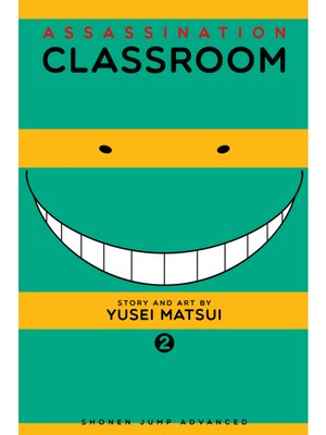 cover image of Assassination Classroom, Volume 2